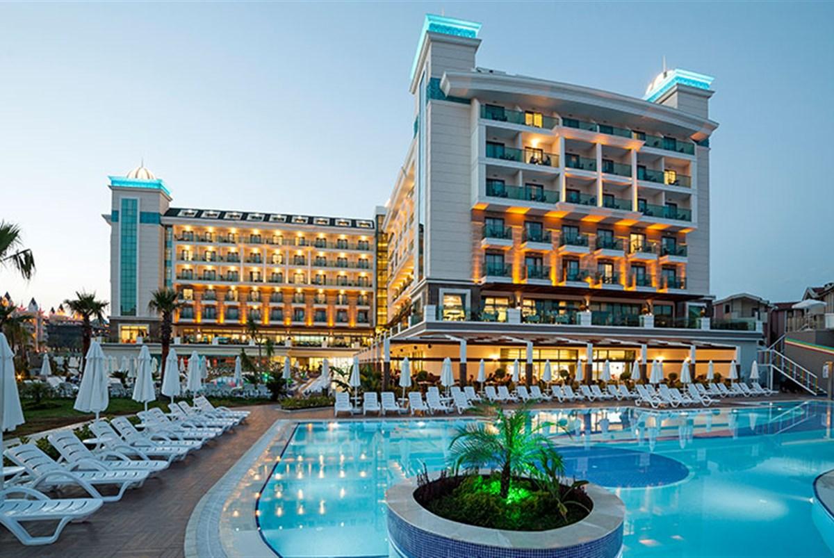 Hotel Luna Blanca Resort & Spa - Turecko