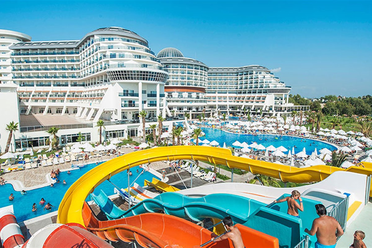 Hotel Seadan Sea Planet Resort & Spa - Alanya
