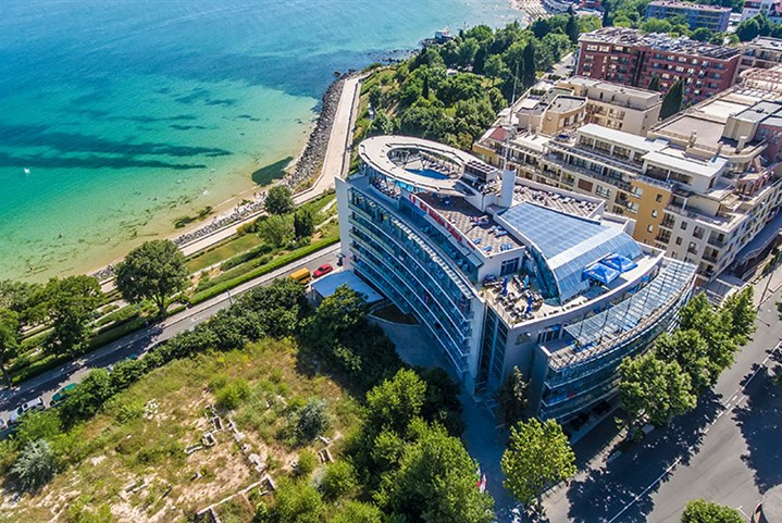 Hotel Sol Marina Palace - Nesebar