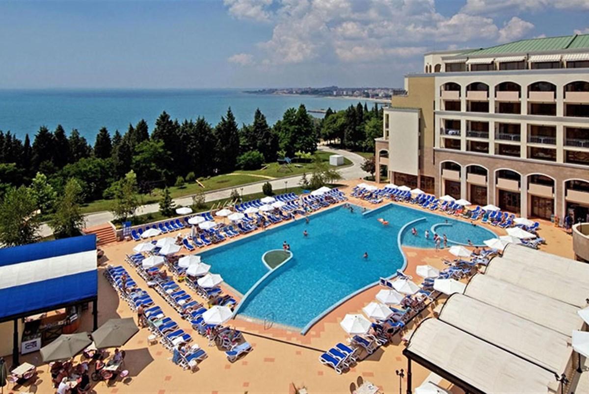 Hotel Sol Nessebar Palace - Bulharsko