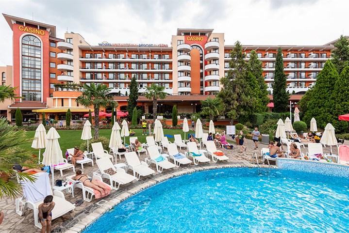 Hotel Hrizantema - Slunečné pobřeží
