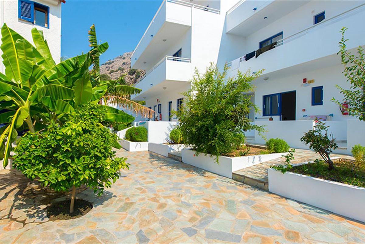 Aparthotel Palm Bay - Kréta