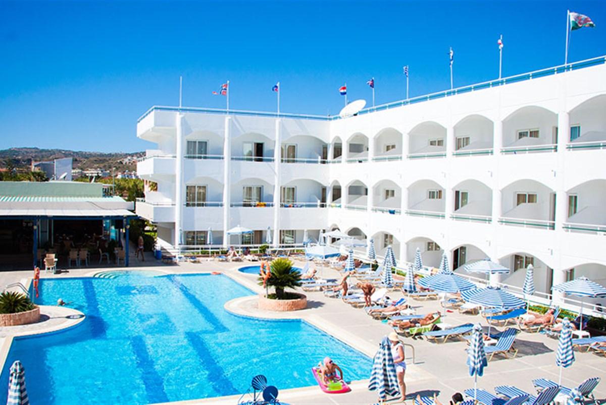 Hotel Orion - Rhodos