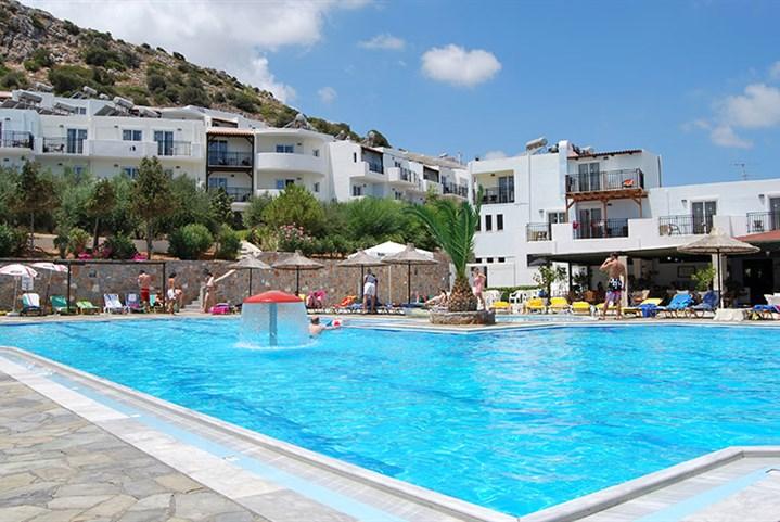 Hotel Semiramis Village - Korfu