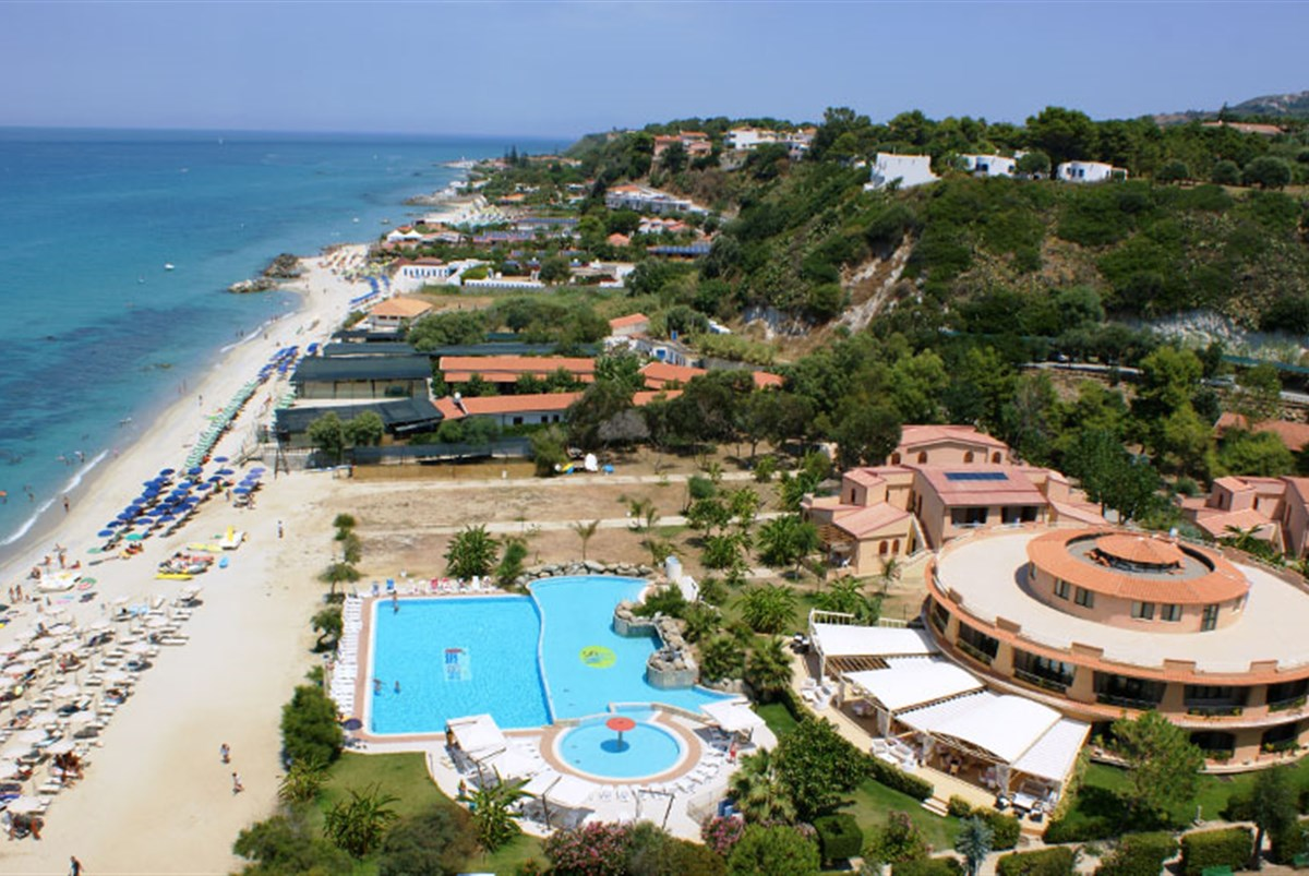Hotel Residence Solemare - Kalábrie