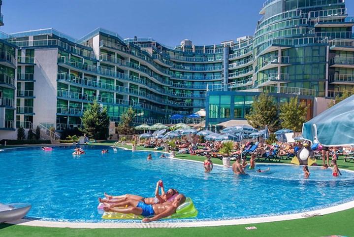 Hotel Primorsko Del Sol - Primorsko