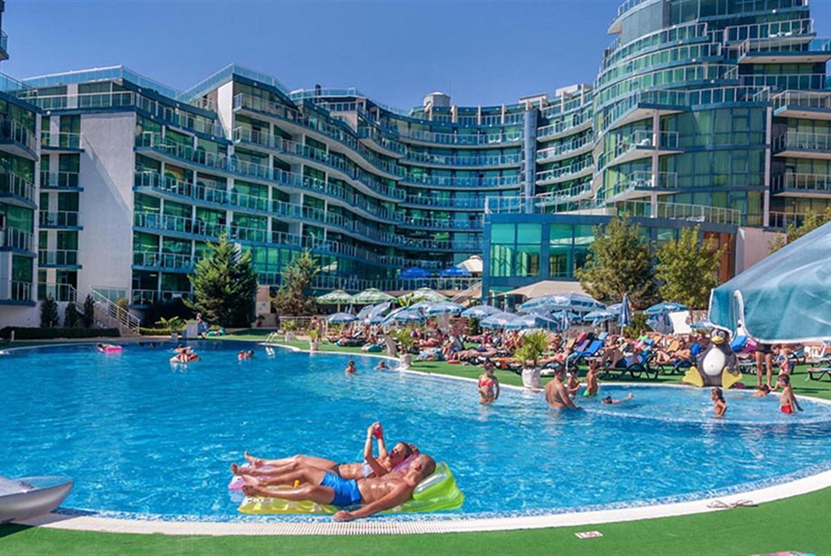 Hotel Primorsko Del Sol - Bulharsko