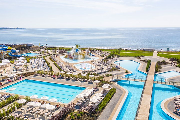Hotel Wave Resort - Pomorie - Aheloy
