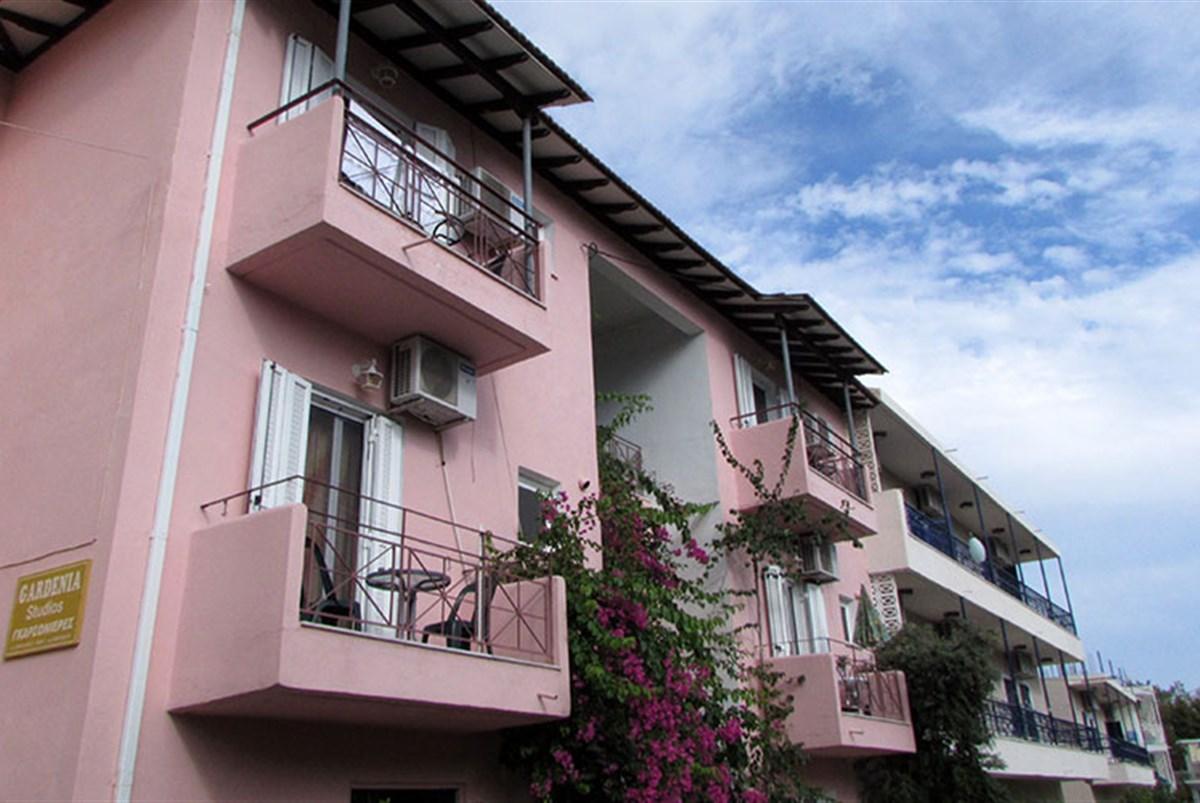 Apartmánový dům Gardenia - Kréta