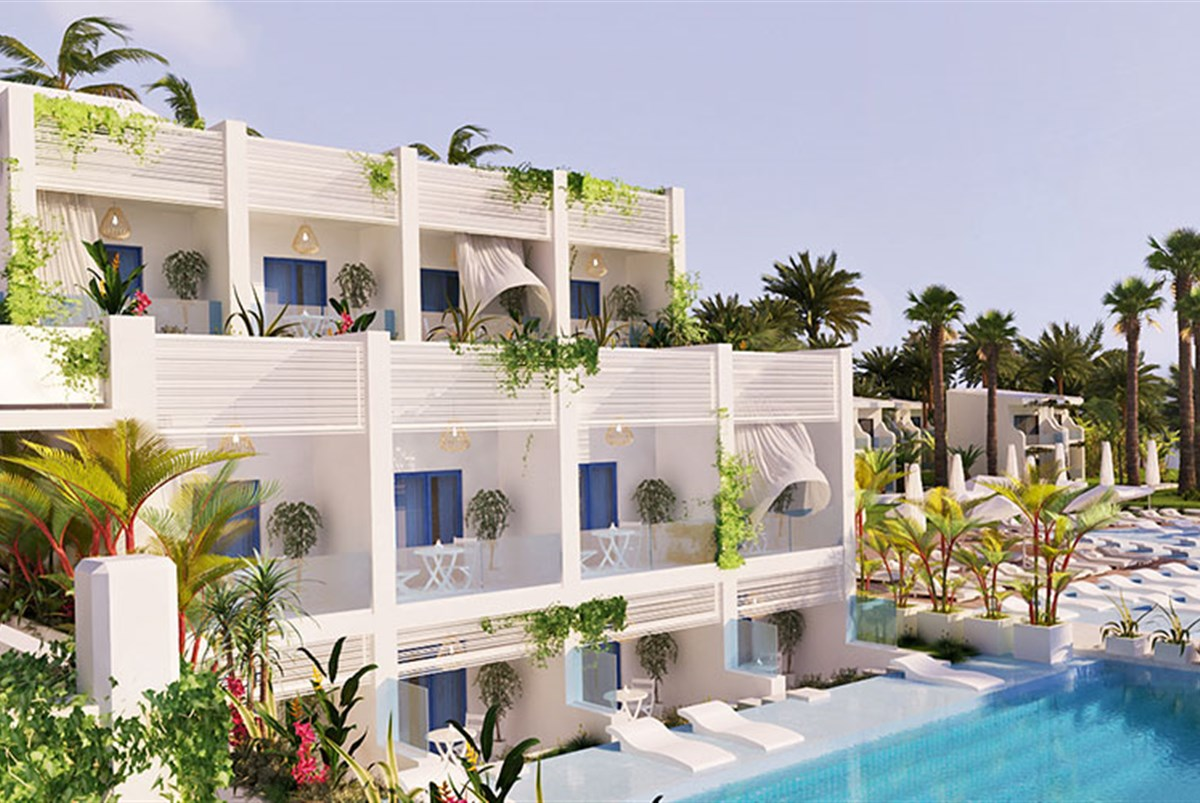 Hotel Kamari Plus (ex Kamari Beach) - Rhodos