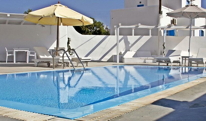 Hotel Atlas Boutique - Santorini