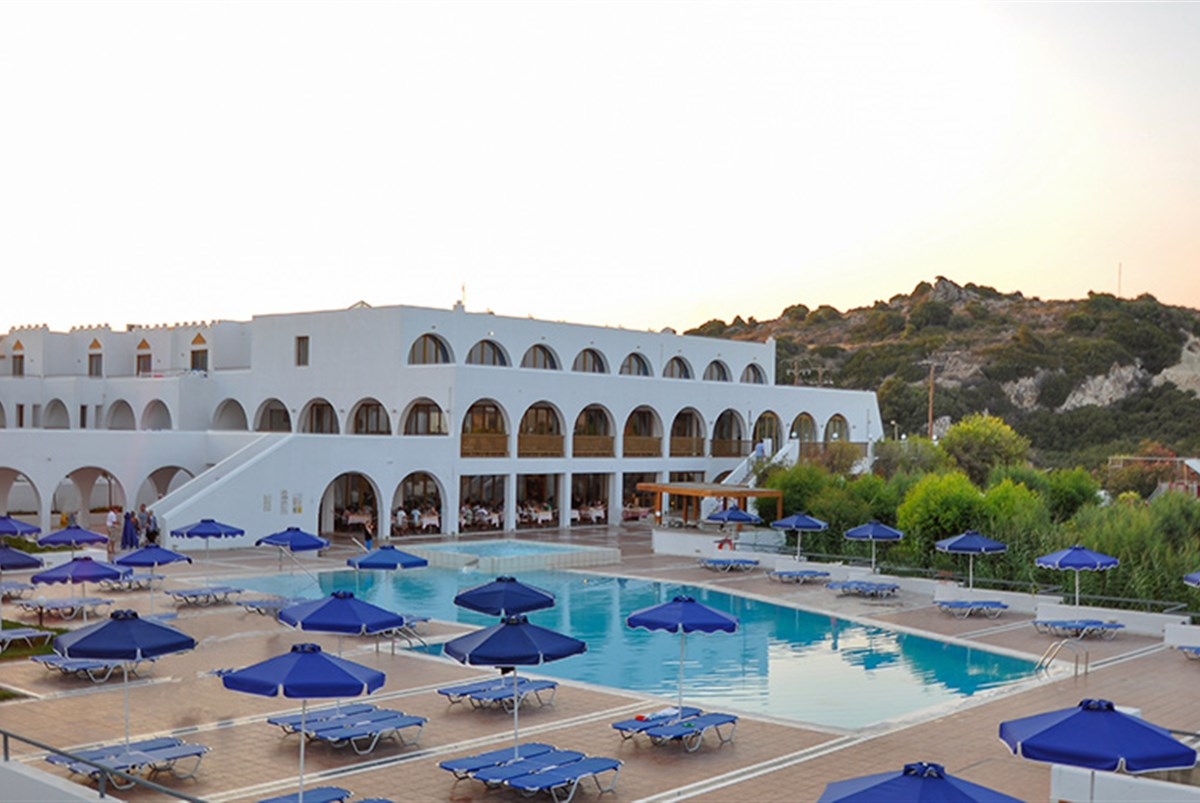 Hotel Alfa Beach - Rhodos