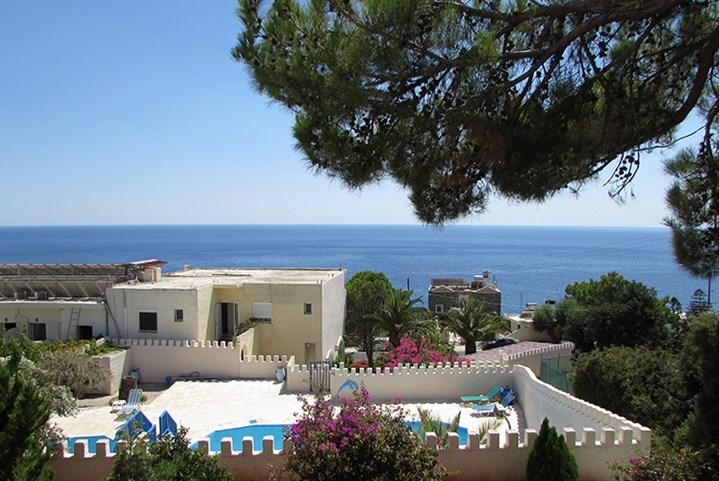 Apartmánový dům Achlia - Korfu