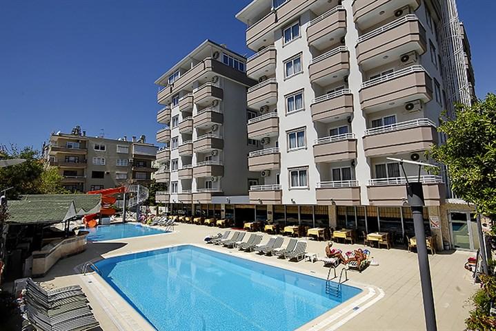 Hotel Sealine Bonapart - Turecko