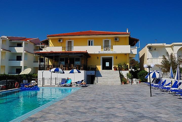 Hotel Andreolas Beach - Egypt