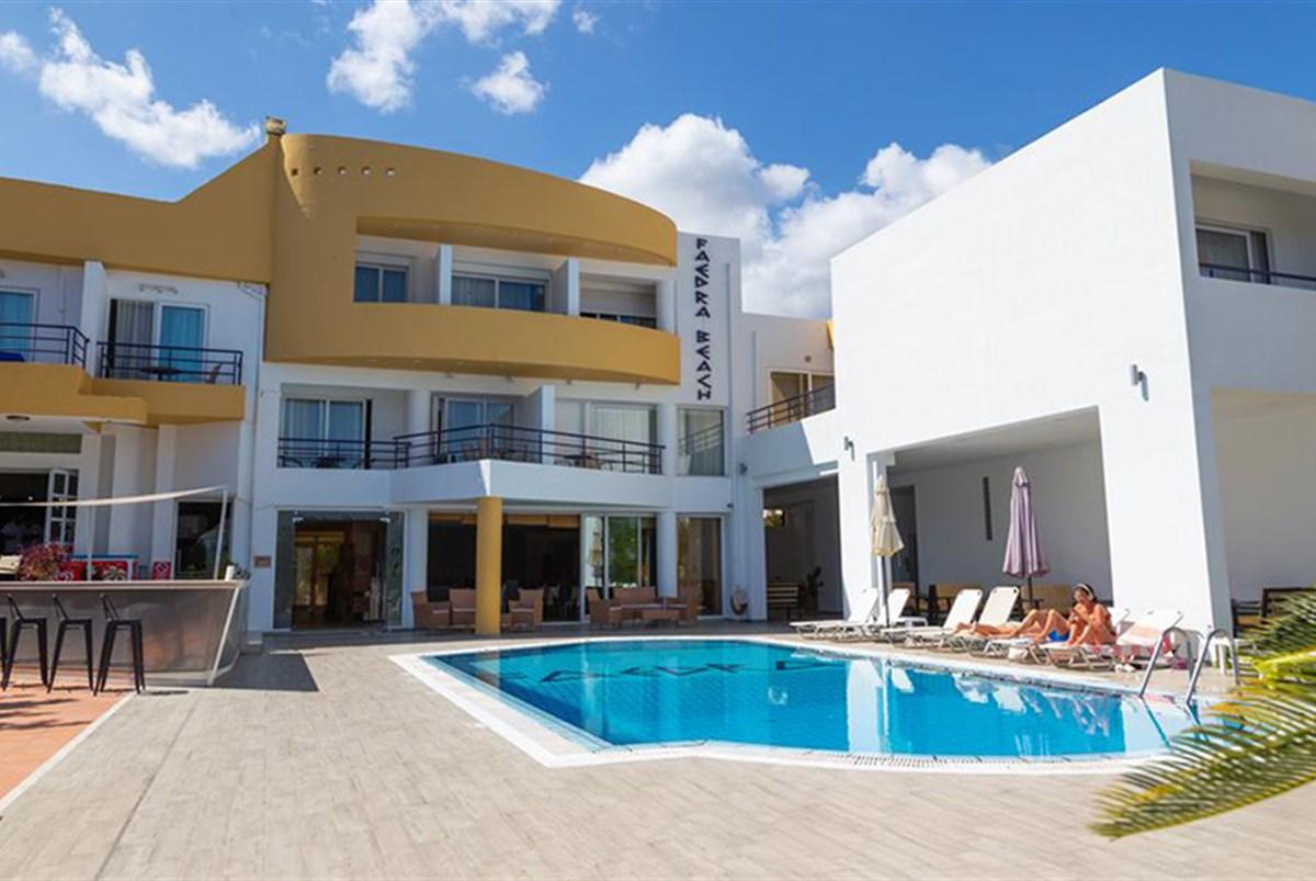 Aparthotel Faedra Beach - Thassos