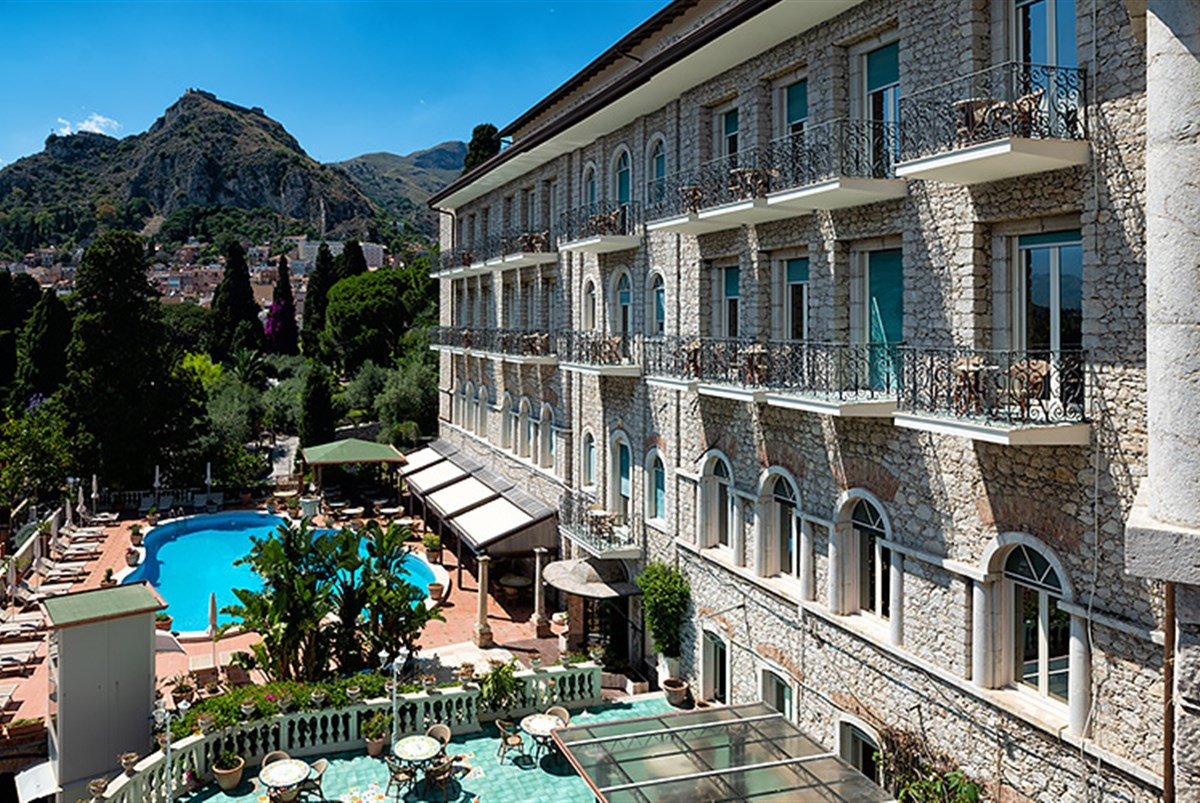 Hotel Taormina Park - Sicílie