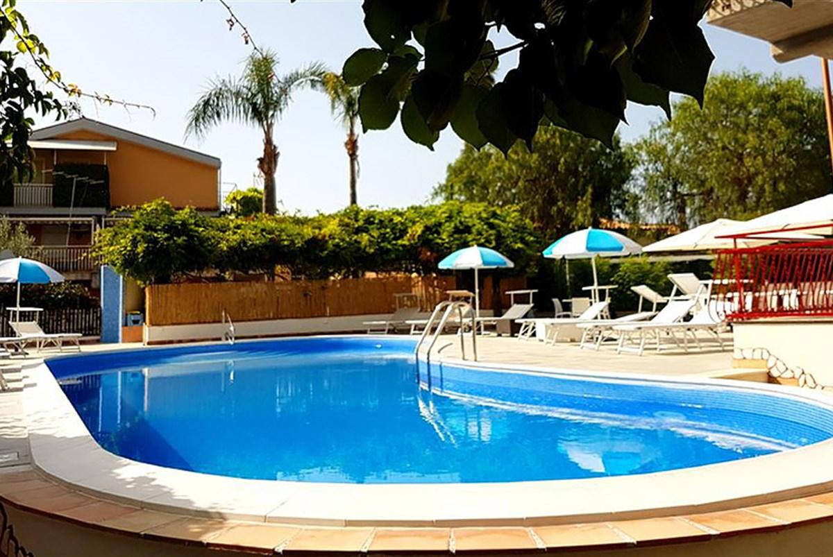 Hotel Alexander - Sicílie