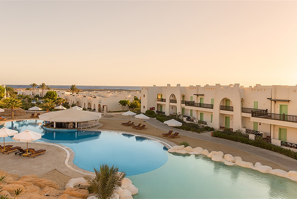 Hotel Hilton Marsa Alam Nubian Resort - Egypt