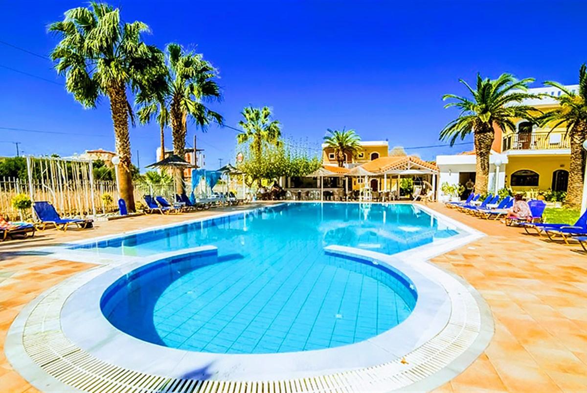 Hotel Stelios Garden - Thassos