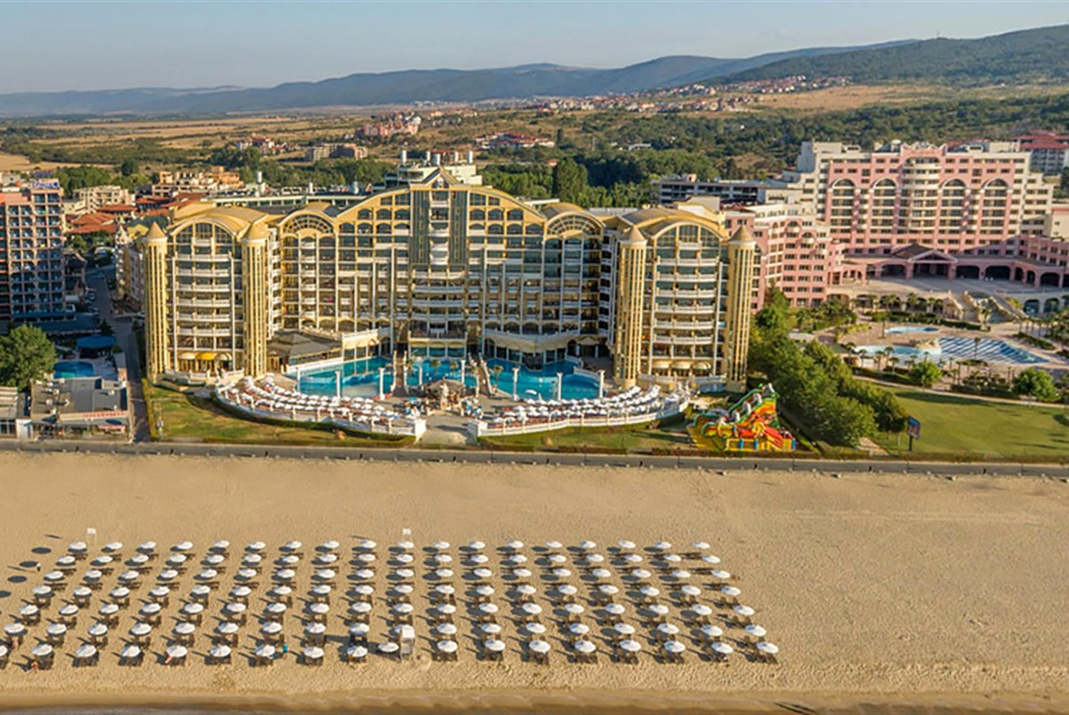 Hotel Imperial Palace - Bulharsko