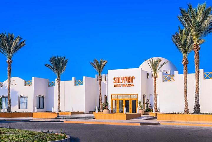 Hotel Solymar Reef Marsa - Egypt