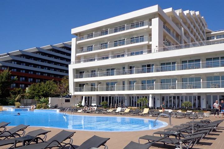 Hotel Meliã Madeira Mare - Portugalsko