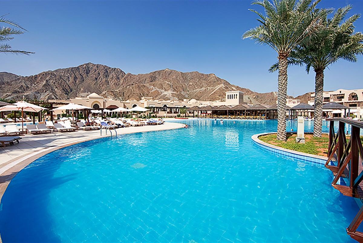 Hotel Miramar Al Aqah Beach Resort - SAE - Dubaj