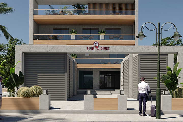 Hotel Faliraki Premium - Rhodos