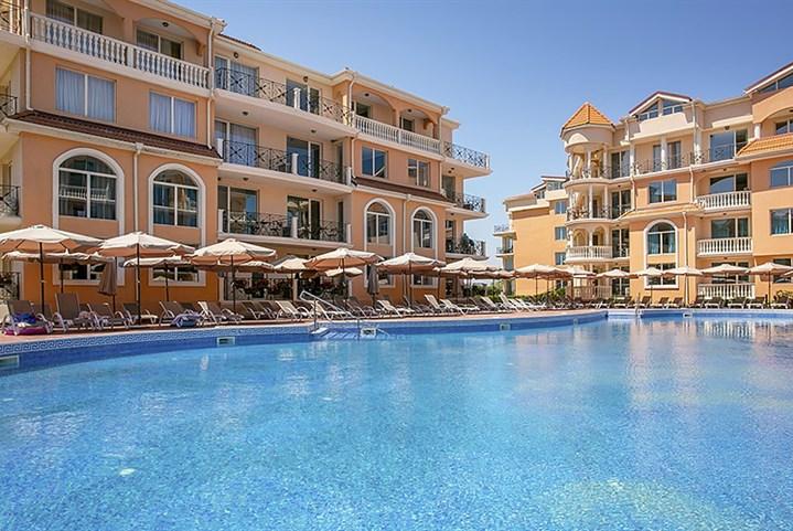 Hotel Hacienda Beach - Svatý Vlas