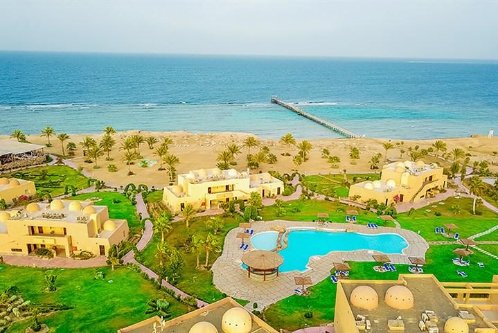 Hotel Wadi Lahmy Azur Resort Berenice - Egypt