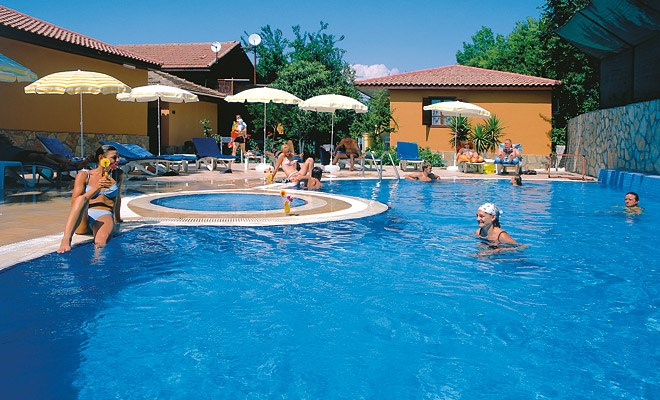 Hotel Özlem Garden - Side + Manavgat