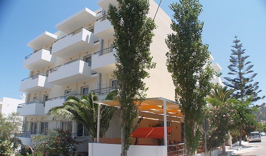 Hotel Iolkos - Karpathos