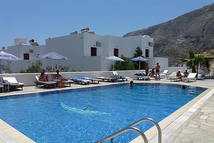 Hotel Iris Boutique - Santorini
