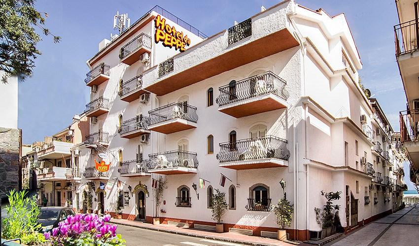 Hotel Da Peppe - Sicílie
