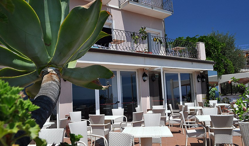 Hotel Baia Azzurra - Sicílie