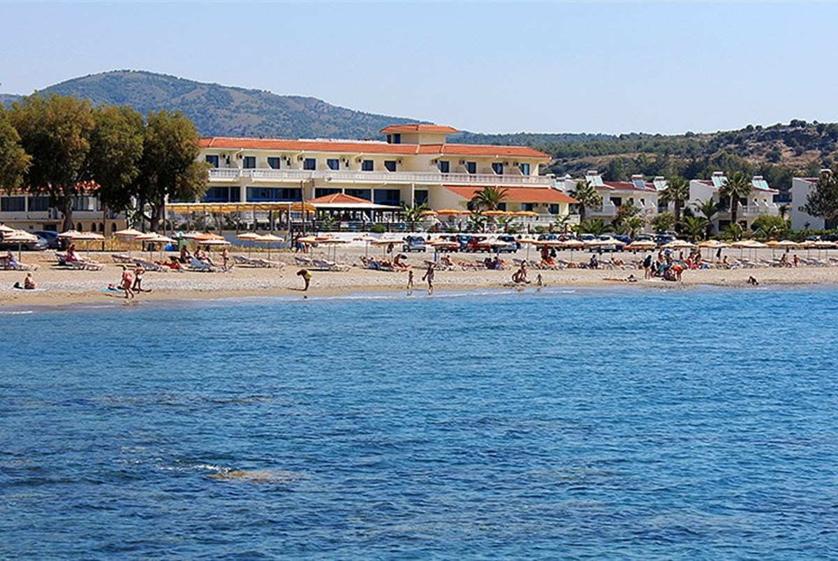 Hotel Kamari Beach - Thassos