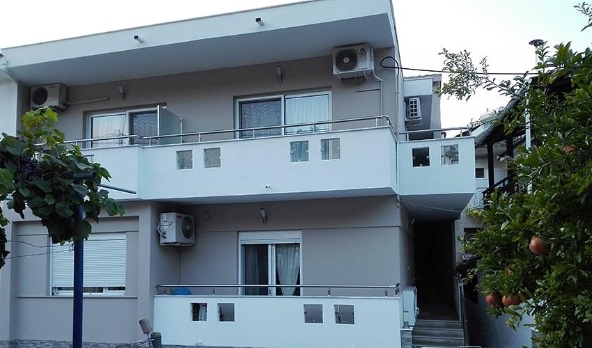 Apartmánový dům Green View - Thassos