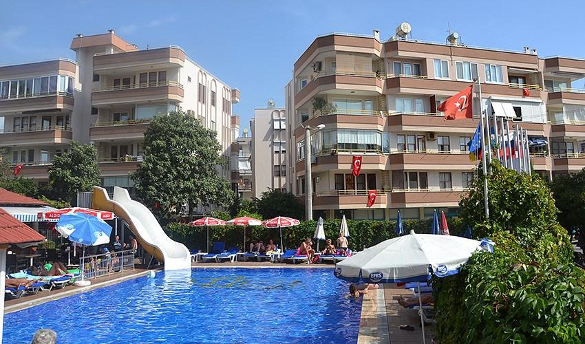 Hotel Arsi - Turecko