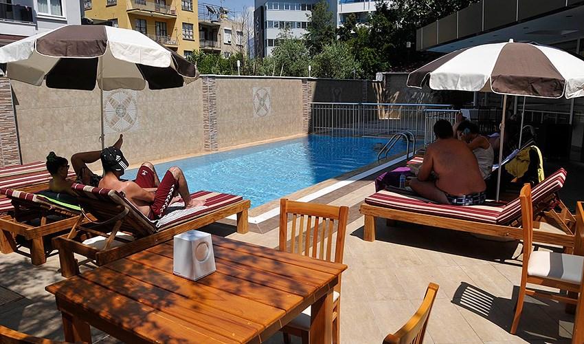 Hotel Monte Carlo Park - Alanya