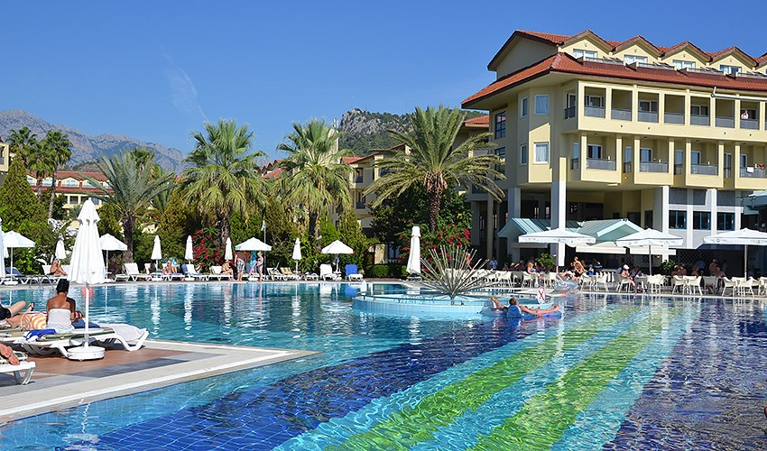 Hotel Queen´s Park Le Jardin - Kemer