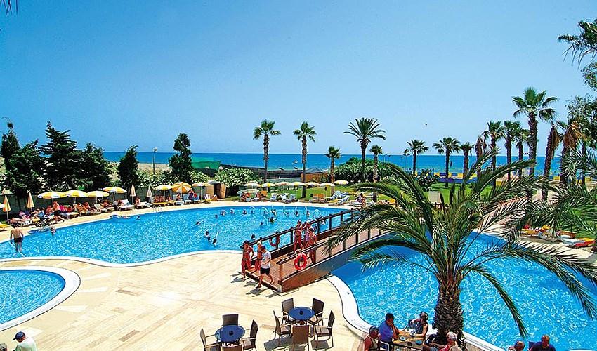 Hotel Club Kastalia - Alanya