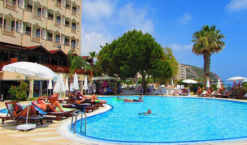 Hotel Anitas Beach Club - Turecko