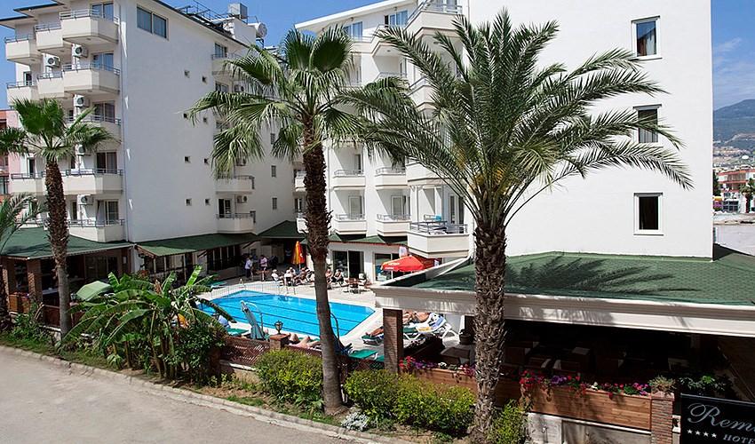 Hotel Remi - Turecko