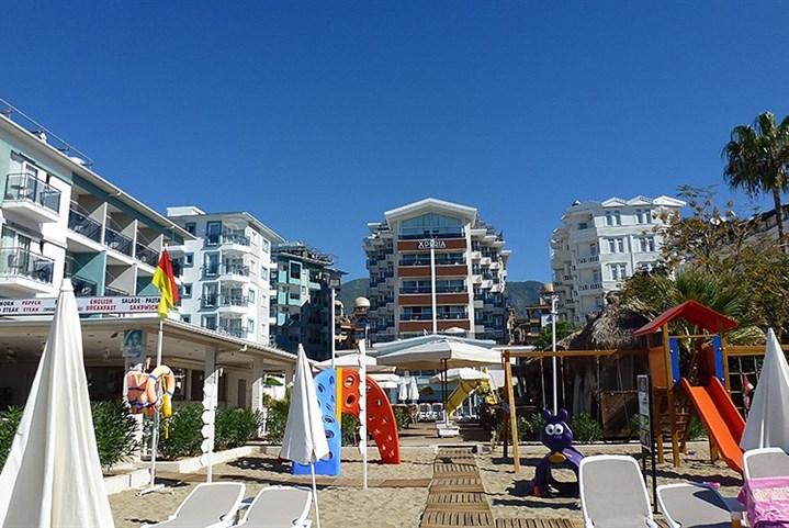Hotel Xperia Saray Beach -