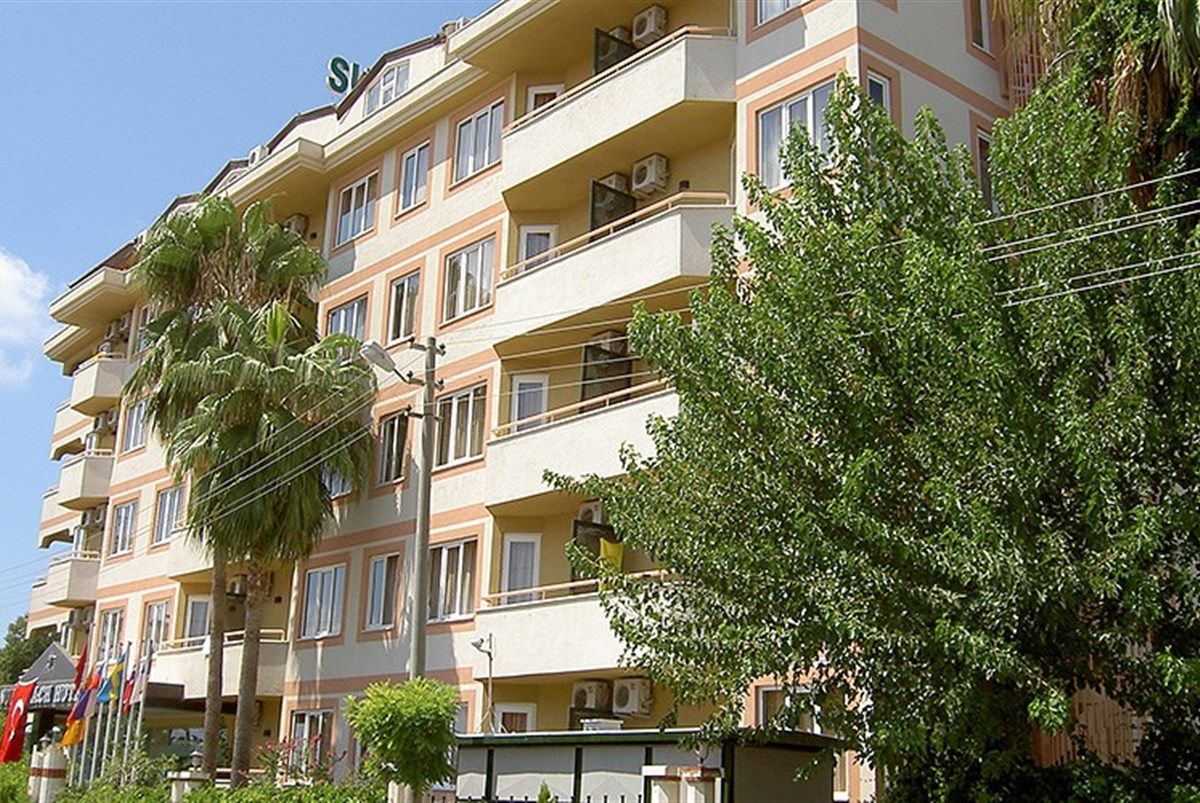 Hotel Sun Beach - Turecko