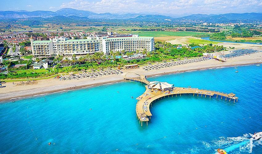 Hotel Lyra Resort - Side + Manavgat