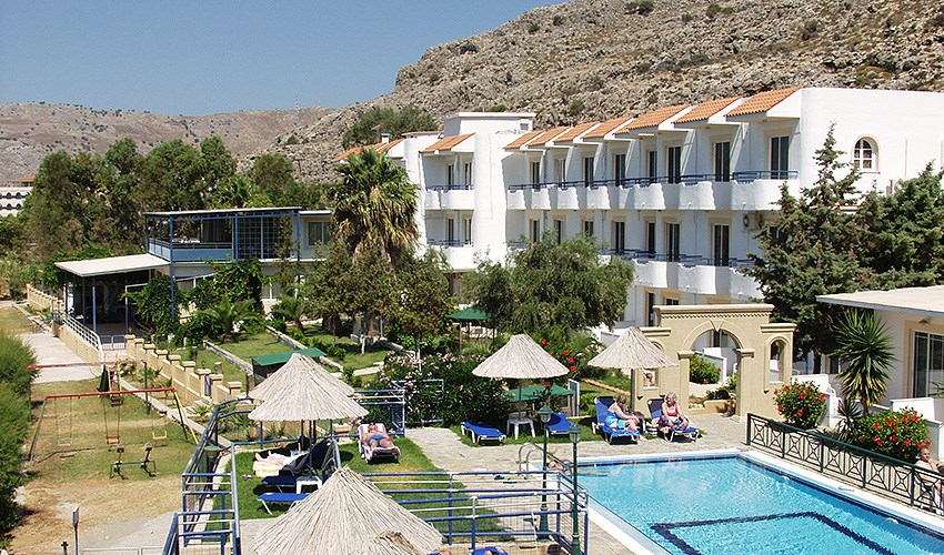 Hotel Ilyssion - Rhodos