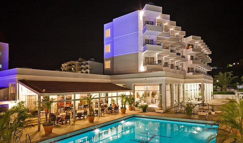 Hotel Miramare Bay - Pigadia