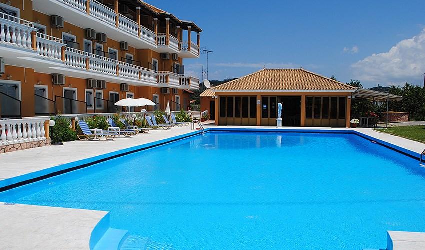 Hotel Bardis - Korfu